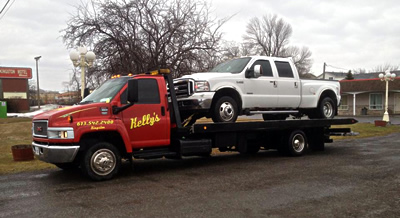 Ken Kelly's Towing Company Kingston, ON Canada